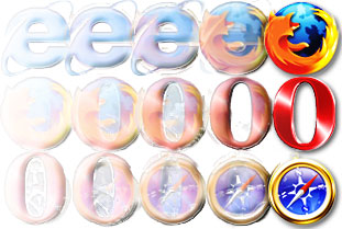 All the Lovely Browsers