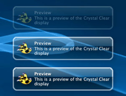 Crystal Clear Growl Style