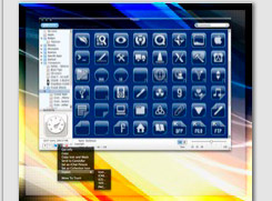 Crystal Albook Screenshot