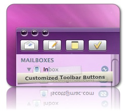 Customized Toolbar Buttons in CCI 1.9