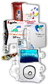 DVD to iPod Software Booming
