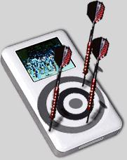 Ipod Darts