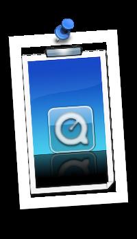 Photo Drop Image Editor Widget