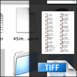 Using Quick Look in the Finder's Icon View