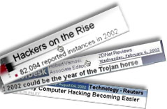 Hacking in the News