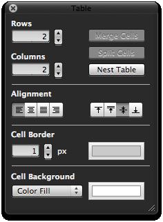 CrystalClear Interface 2.6 Desktop