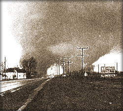 The Sociology of Tornadoes